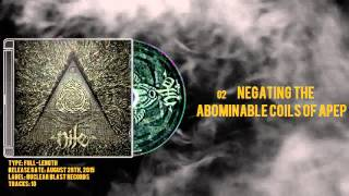 Nile - What Should Not Be Unearthed - Full Album - 2015