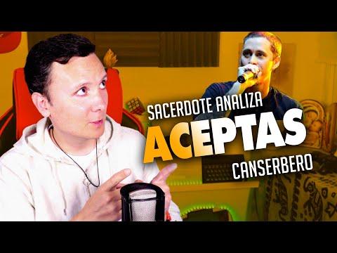 """CANSERBERO - ACEPTAS: """"La RELIGIÓN es el OPIO del pueblo"""""""