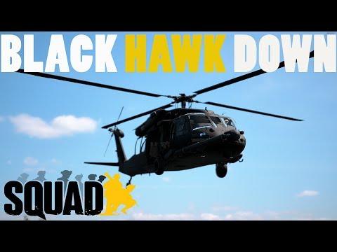 SQUAD - Black Hawk Down|Al Basrah
