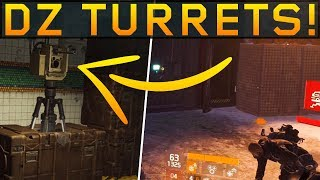 Why Division 2 will have Checkpoint Turrets! SOLO DZ PVP #92