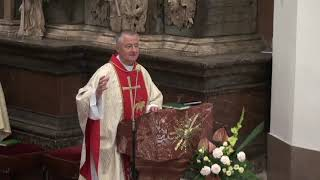 Homilia Ks. Artura Ważnego - 10 września 2019 - Tydzień Maryjny w Tarnowskiej Katedrze