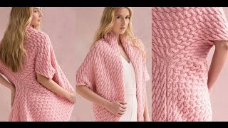 Вязание Летнего Кардигана Спицами - модели 2018 / Knitting the Summer Cardigan with Knitting Needles