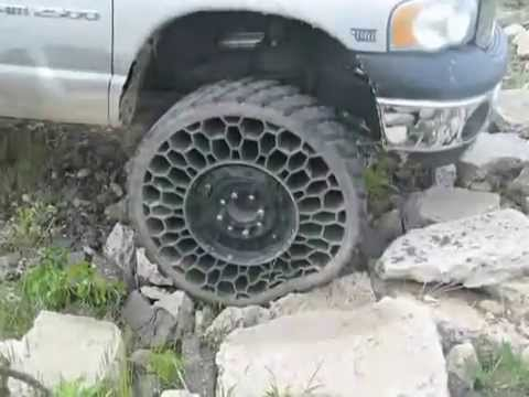Airless Tire Hummer