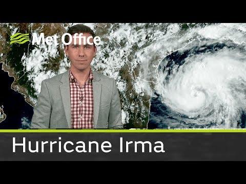 Major Hurricane Irma update