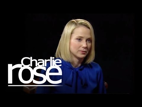 Marissa Mayer | Charlie Rose