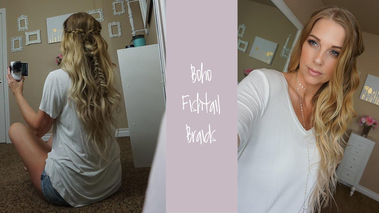 Foxy locks vs luxy hair - Boho Fishtail Braids Foxy Locks Vanilla Frappe Ombre Extensions