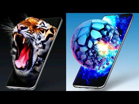 Telefon ekraniga 8D Jonli Fonlar Judaxam Chiroyli harakatlanuvchi fon hd WALPAPERS