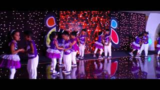 Salsa Dance Performance | Trinity Academy Annual Fest 2018