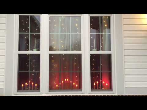 Twinkle Star 300 Led Window Curtain String Light Christmas