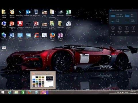 Hướng Dẫn- Cách Cài Hình Nền động Cho Windows 7/8/8.1