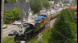 great smoky mountains railroad part 1