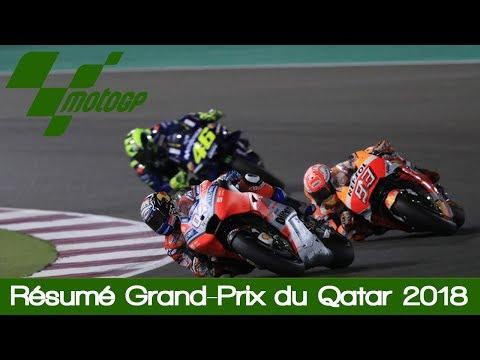 Résumé Grand-Prix du Qatar 2018 | MotoGP