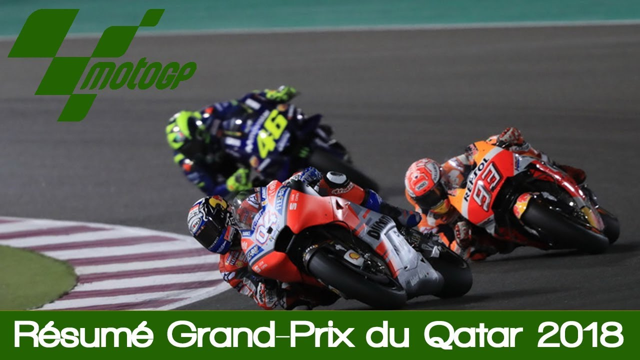 resume grand prix moto gp