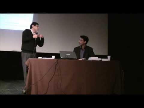 Philippe AGHION  face aux Lycéens « La Croissance Economique » 1/3 par David Mourey