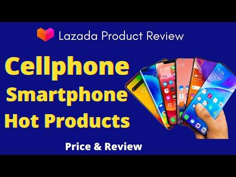 Lazada Smartphones |  Hot Buy Items