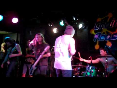 ALPHA AND OMEGA LIVE @ THE CHAIN REACTION 3/12/10 PART 1