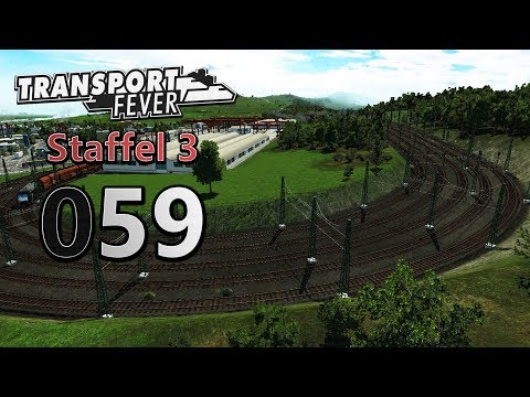 Stein of Crailsheim 🚆 ► [S3|059] ► Let's Play Transport Fever German