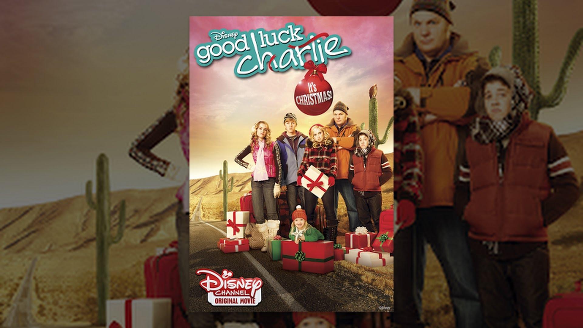 Good Luck Charlie, It's Christmas