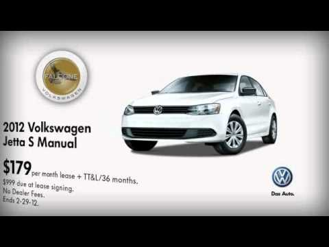 Volkswagen Specials Indianapolis | Falcone Volkswagen - YouTube
