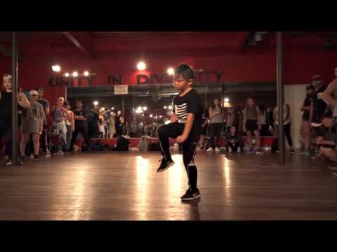 """Six year old Ayden Nguyen  KILLING Alexander chung's choreography to """"so cold"""" by tank"""