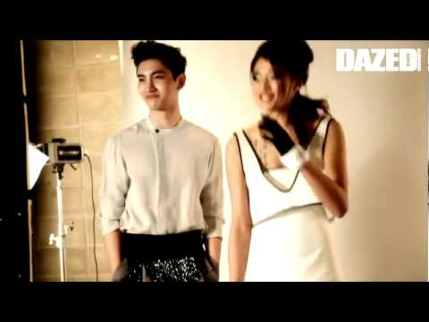 Behind Scene-Dazed  and Confused magazine TVXQ/DBSK- Shim Changmin