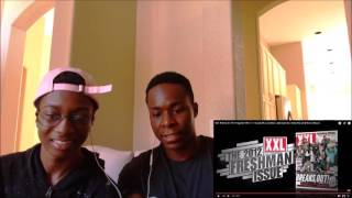 2012 XXL Freshman Cypher (Reaction)