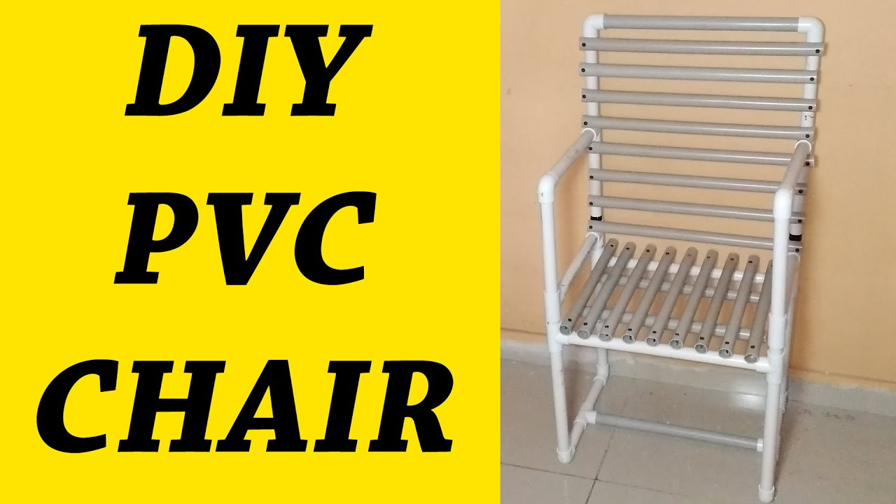 diy pvc chair pvc pipe projects pvc pipe furniture
