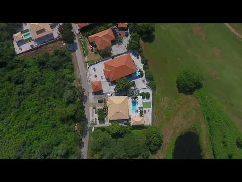 Curacao: 6-bedroom house for sale with private pool on golf course