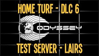 DCUO - DLC 6 Home Turf - Lairs - Test Server - Odyssey