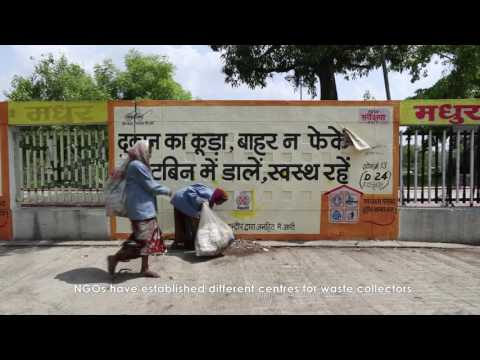 Sarthak Indore, Plastic Waste Management project -Movie made by UNDP