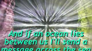Miley Cyrus/Hannah Montana-Been Here All Along/Still There For Me (lyrics on screen, in description)