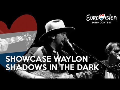 Waylon - Shadows in the Dark - Showcase Lisbon Eurovision | TeamWaylon