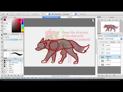 How to Animate // Firealpaca and imovie