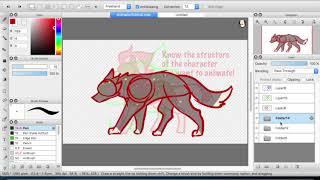 How to Animate // Fireąlpaca and imovie