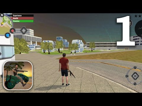 Car Theft of the Future Gameplay Walkthrough (Android, iOS) - Part 1