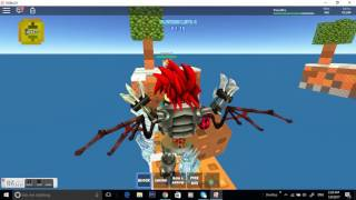 ROBLOX SKYWARS FLYING GLITCH ! ! ! [ PATCHED ]