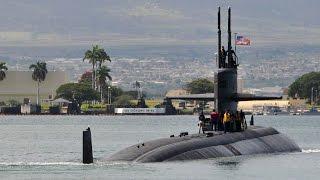 ロサンゼルス級原子力潜水艦の14番艦・ラホーヤ (USS La Jolla, SSN-701...