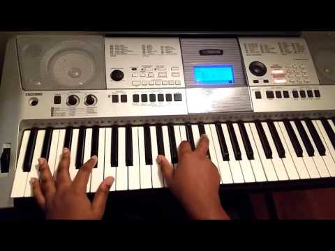 How to play For Your Glory by Tasha Cobbs on piano