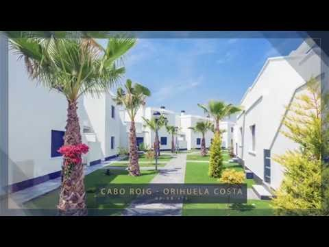 House for sale Cabo Roig Orihuela Costa new project modern style
