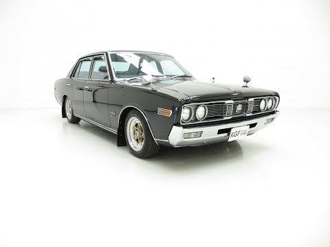 A Super Cool And Retro JDM Nissan Cedric 230 GX In Awesome Condition - SOLD!