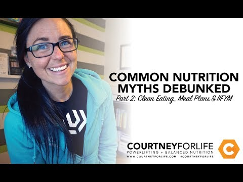Nutrition Myths Debunked: Part 2 - Duur: 10:31.