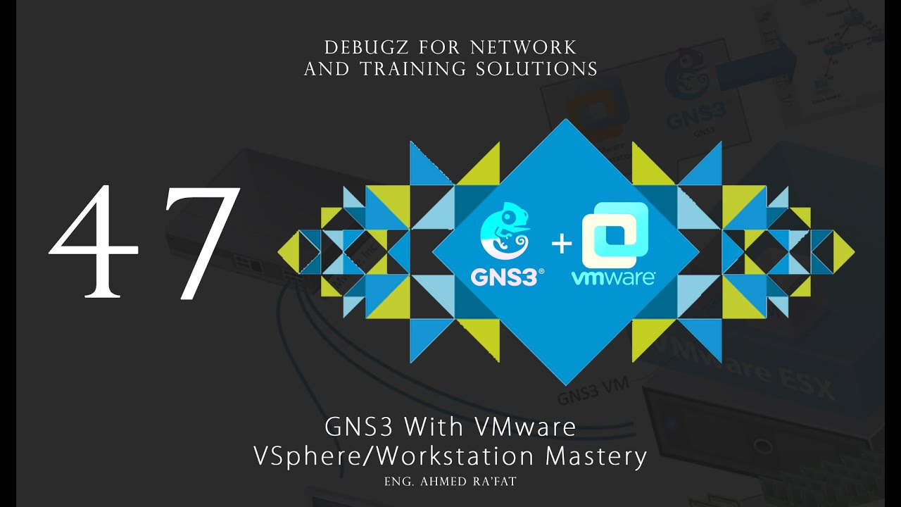 47- GNS3 Projects Migration From v1 x y