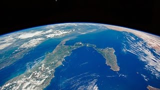 Video ISS Timelapse - Glimpsing Italy beneath clouds (01 / 02 Maggio 2017) download MP3, 3GP, MP4, WEBM, AVI, FLV Januari 2018