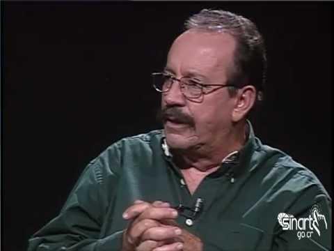 La última entrevista de Parmenio Medina en TV (canal 13)