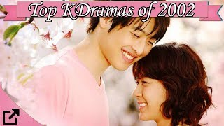 Top 10 Korean Dramas of 2002 (All The Time)