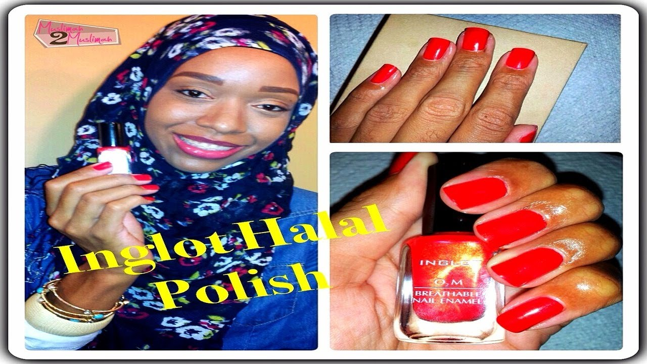Inglot O2M Breathable Polish: Full Review + Application - YouTube