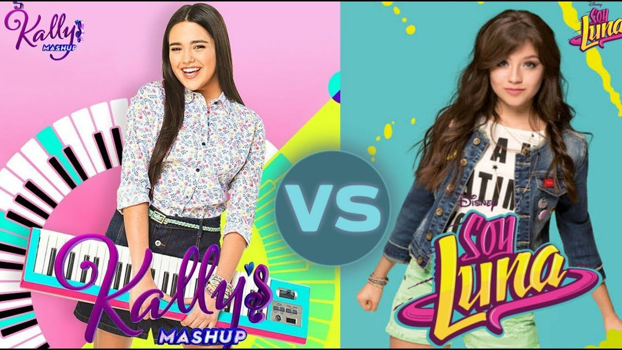 Soy luna vs kally 39 s mashup 2017 youtube for Habitacion de kally s mashup