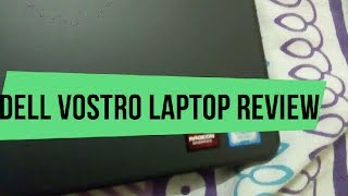 Dell Vostro 3000 3568 7th Generation Laptop Unboxing | Review