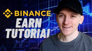 Binance Earn Tutorial - Earn Passive Income On Your Crypto