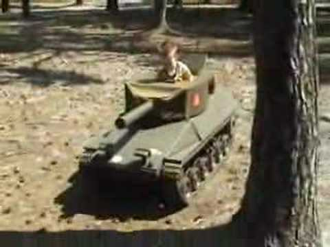 Forest Tank Ride Youtube